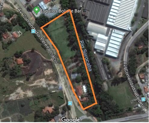 Área comercial à Venda - Jardim Vergueiro