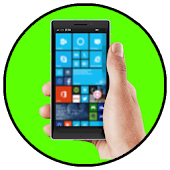 App New Win 10 Launcher for Android APK for Windows Phone