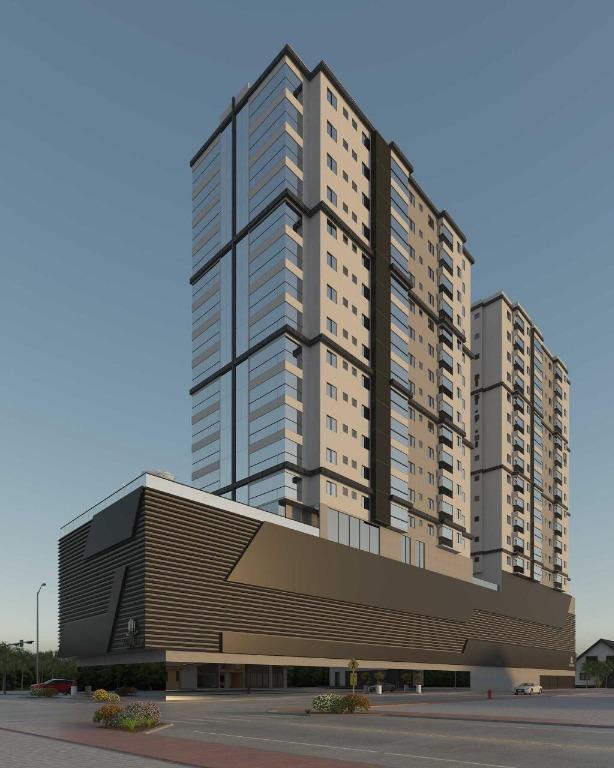Apartamento com 2 dormitórios à venda, 86 m² por R$ 580.000 - Perequê - Porto Belo/SC