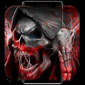 App Blood Death Skull Theme APK for Kindle