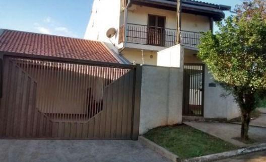 Casa residencial à venda, São Luiz, Paulínia.