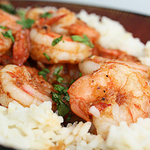 Killer Chipotle Shrimp