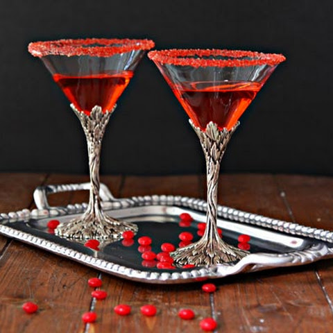 Red Hot Martini