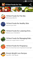 Screenshot of 10 Best Foods for You