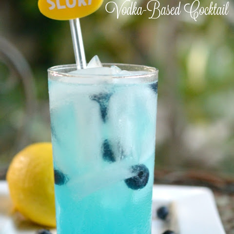 Ocean Breeze Vodka Cocktail
