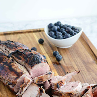 Blueberry Pork Tenderloin Recipes