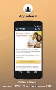 Free Download Amazon India Online Shopping APK for Samsung