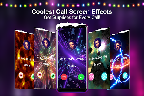 Call Screen Themes – FREE Themes, Cool Effects for pc