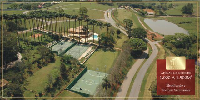 Terreno à venda, 1003 m² por R$ 248.500,00 - Condomínio Village das Palmeiras - Itatiba/SP