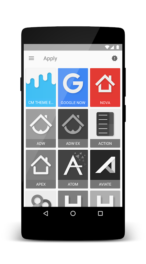 CandyCons - Icon Pack Screenshot 7