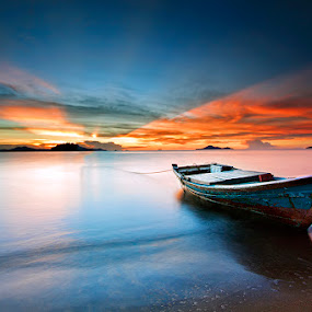 by Hendra Heng - Landscapes Sunsets & Sunrises
