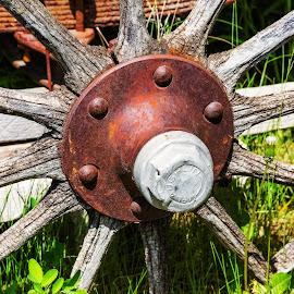 McLaughlin Rim by Dave Lipchen - Artistic Objects Industrial Objects ( mclaughlin rim )