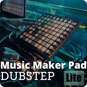 DJ Dubstep Music Maker Pad Lit