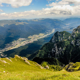 Bucegi Mountains,Romania. by Bogdan Vasilca - Novices Only Landscapes ( sony, sky, summer, romania, carpathians,  )