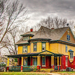 by Jackie Eatinger - Buildings & Architecture Homes ( ottawa,  )