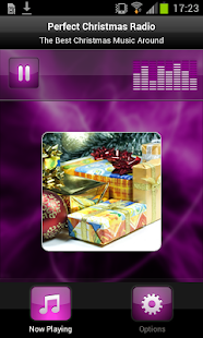 Perfect Christmas Radio - screenshot