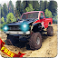 Hillock Off road jeep driving
