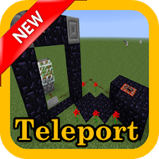 Teleportation Mods For MCPE+