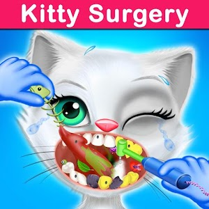 My Kitty Multi Surgery Doctor For PC (Windows & MAC)