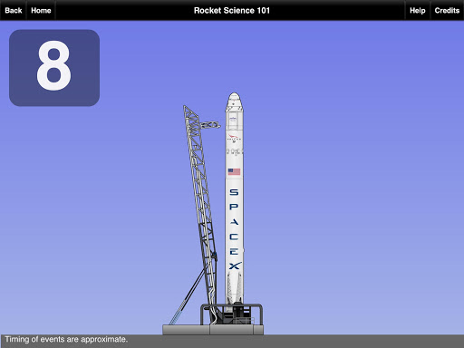 Rocket Science 101 screenshot 12