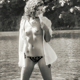 water nymph  by Todd Reynolds - Nudes & Boudoir Artistic Nude