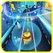 Subway Banana minion rush