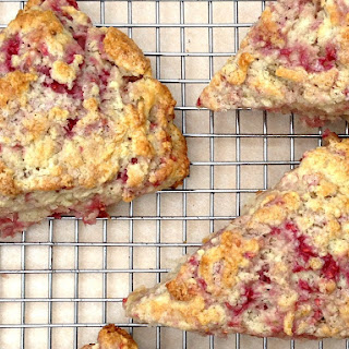 Raspberry Scones Recipes