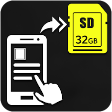 Phone to SD Card Transfer
