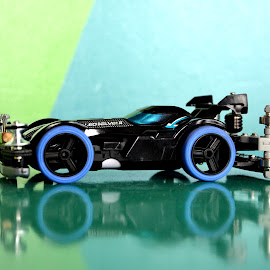 Tamiya by Cristian Juverdeanu - Artistic Objects Toys ( car, black special, cars, tamiya, savanna leo, toys )