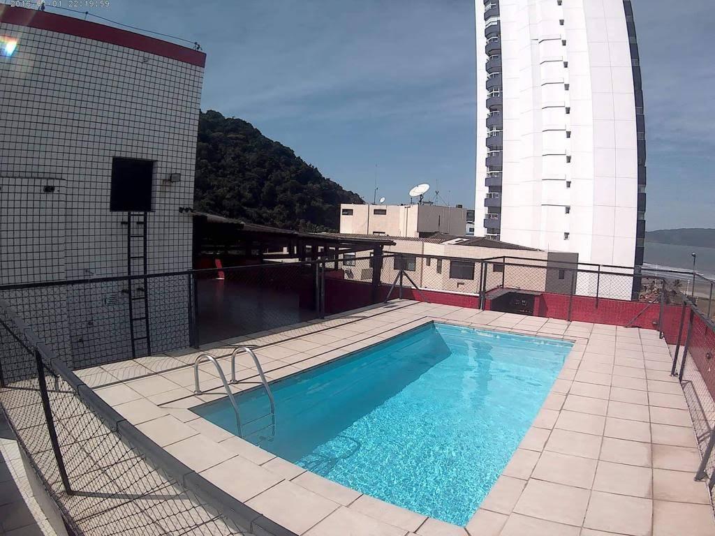 Apartamento com 1 dormitório à venda, 52 m² por R$ 245.000 - Itararé - São Vicente/SP
