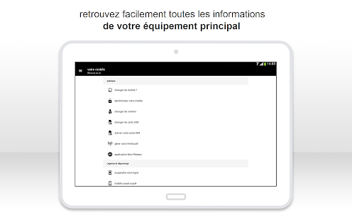 App Orange et moi, l'espace client apk for kindle fire