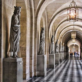 The Great Hall by Michael Rupp - Buildings & Architecture Statues & Monuments