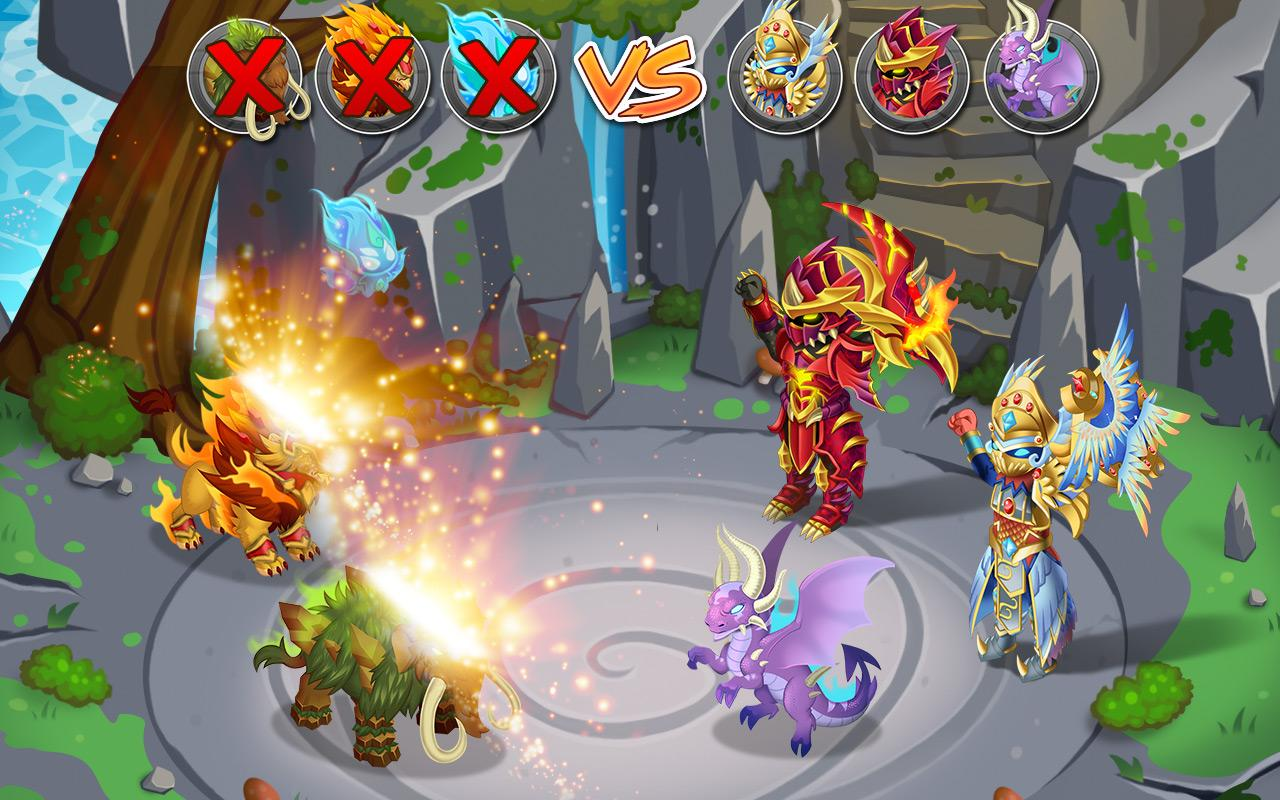 Knights & Dragons - Action RPG Screenshot 5