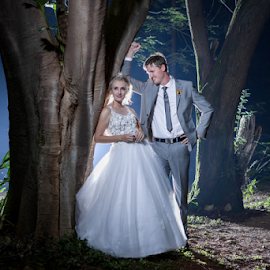 Night Love by Lood Goosen (LWG Photo) - Wedding Bride & Groom ( wedding photographers, wedding day, weddings, wedding, brides, wedding dress, wedding photographer, bride and groom, bride, wedding weddings, groom, bride groom )