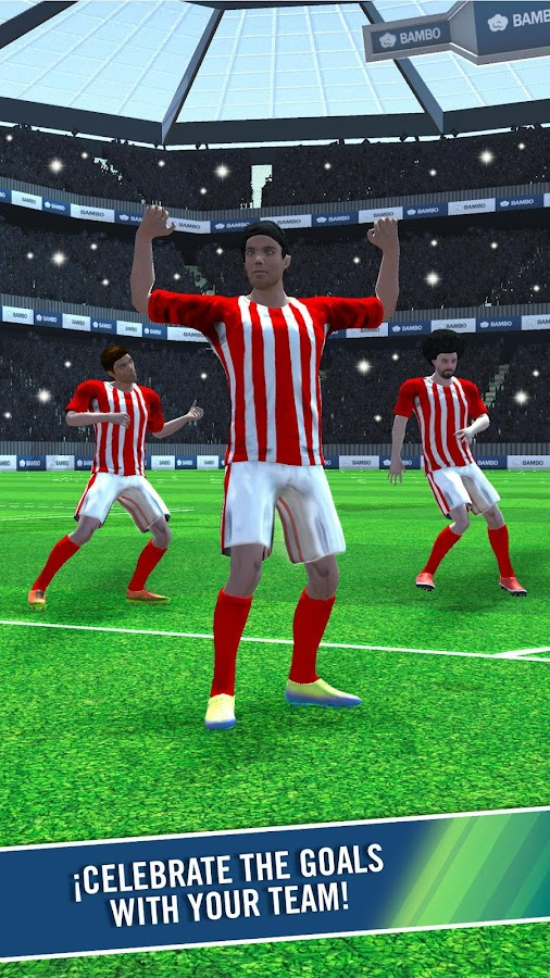 Dream Soccer Star Screenshot 2