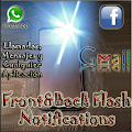 Download Front&Back Flash Notifications APK for Android Kitkat