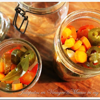 Homemade Pickled Jalapenos, Quick and Easy