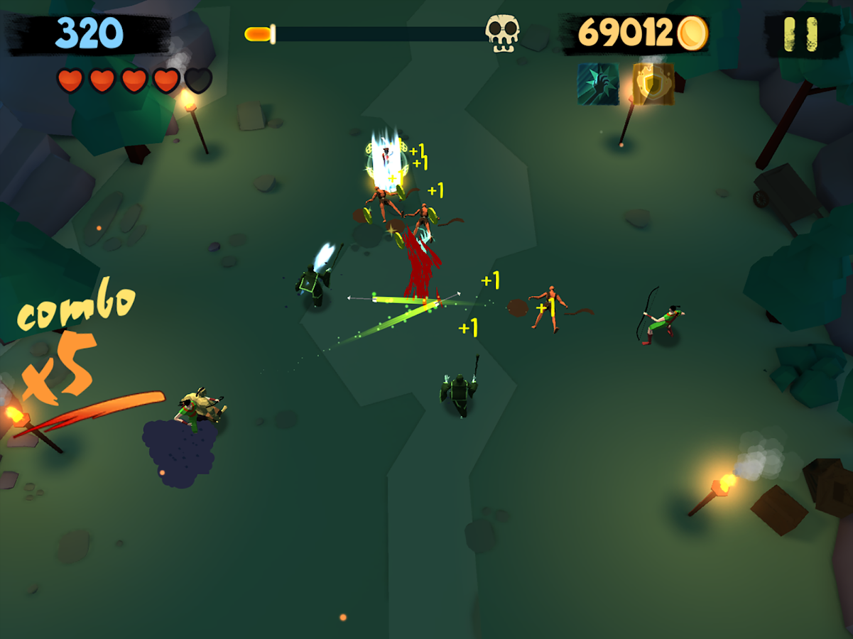Sword of Justice: hack & slash Screenshot 13