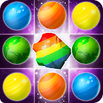 Star Color Connect Icon