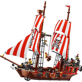 Пиратский корабль «Брик Баунти»