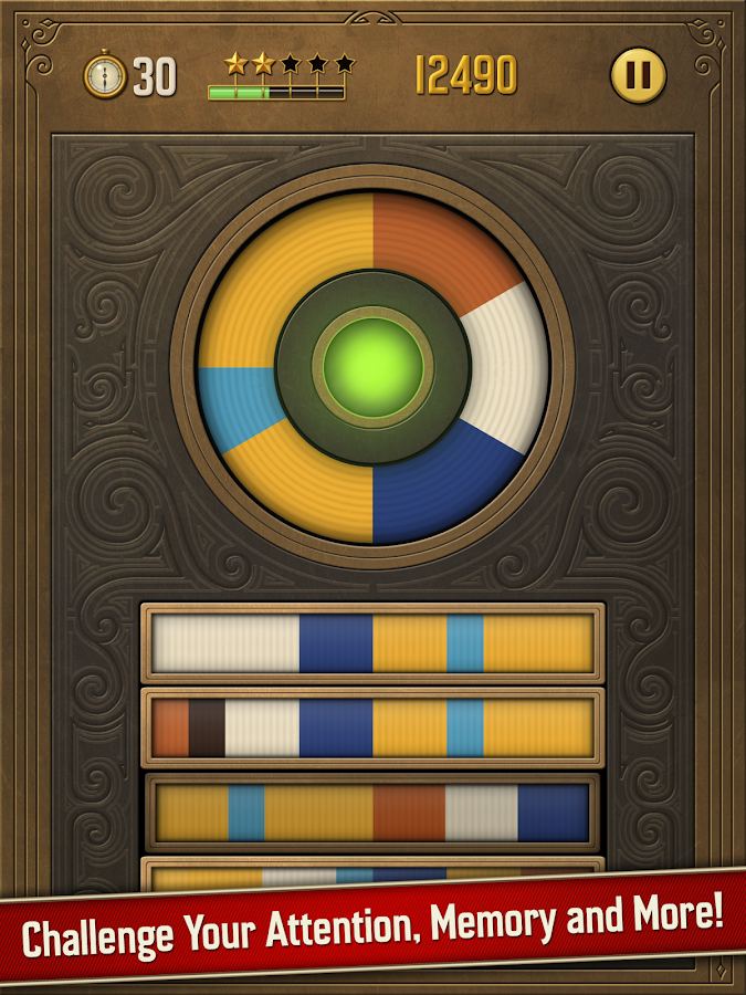 A Clockwork Brain Training Screenshot 7