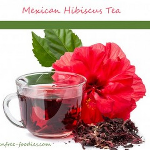 Mexican Hibiscus Tea