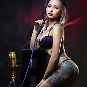 by Robert dela Torre - People Body Art/Tattoos