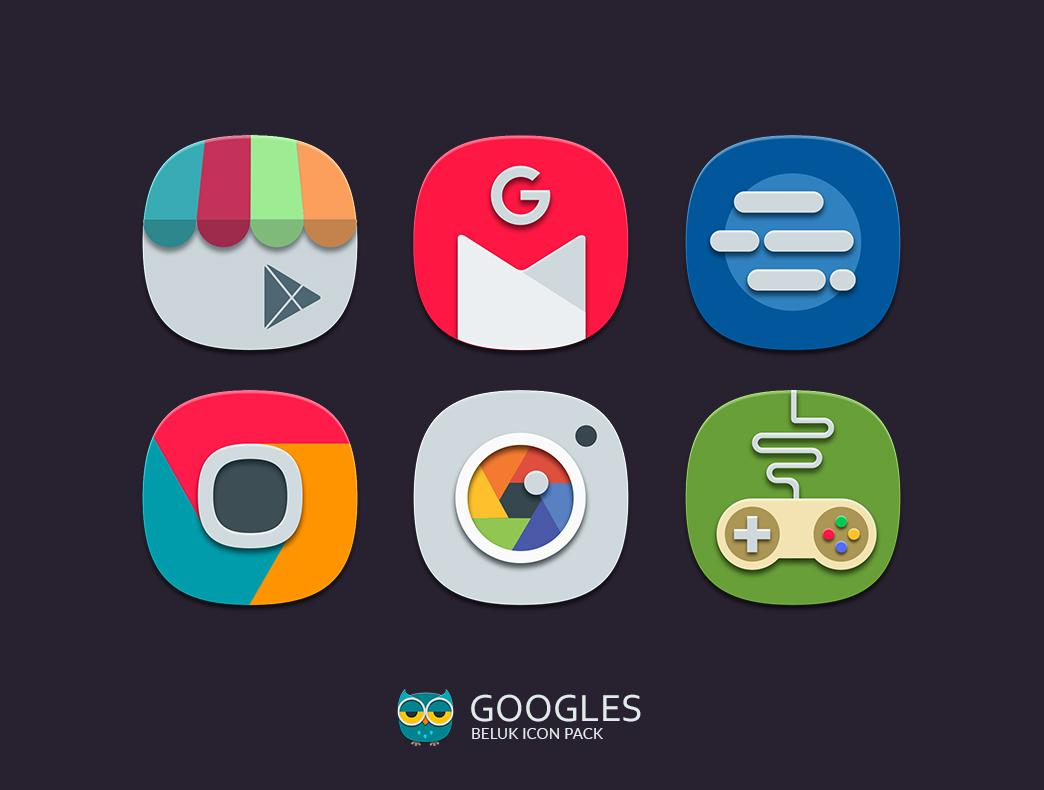 BELUK ICON PACK Screenshot 0
