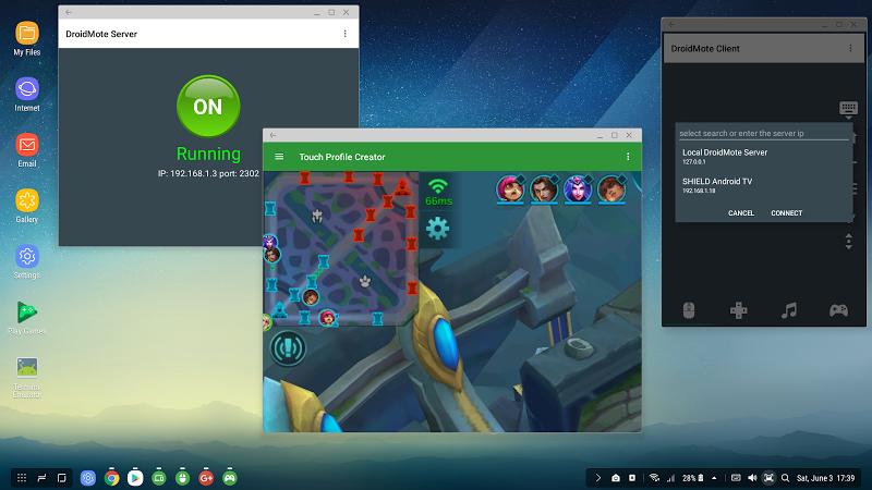 DroidMote Server (root) Screenshot 5