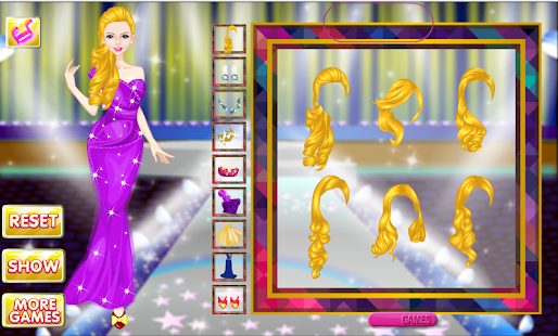 Dress up Fashion girl makeover