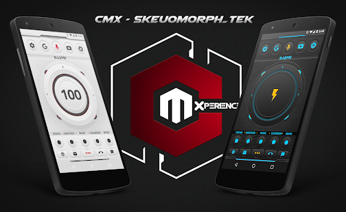 CMX - Skeuomorph-TEK for KLWP- screenshot thumbnail