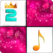 Piano Pink Tiles 2 APK for Bluestacks