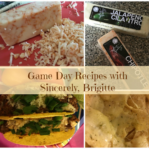 Game Day Chipotle Cheddar Meatless Tacos + Recipe Ideas