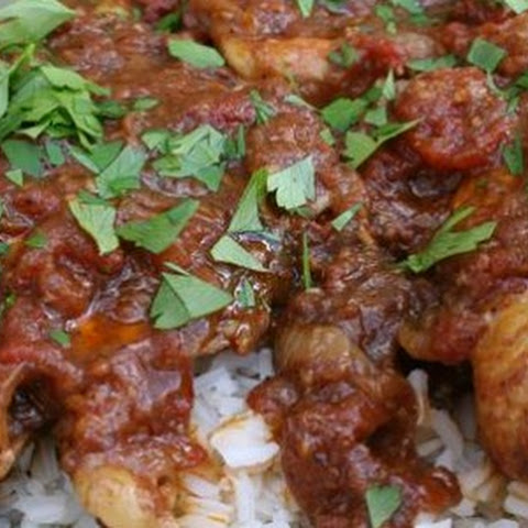 Indian Kadai Chicken